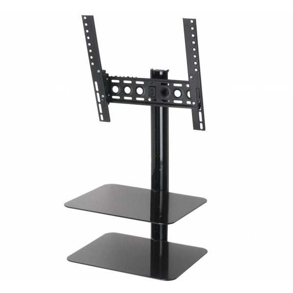 AVF ECO-MOUNT TILT AND TURN 47 IN. TV MOUNT WITH COMPONENT SHELVES ESL422B-T