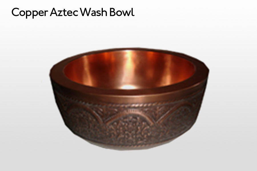 Aztec Wash Bowl