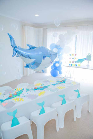Under The Sea Theme Birthday Party NZ
