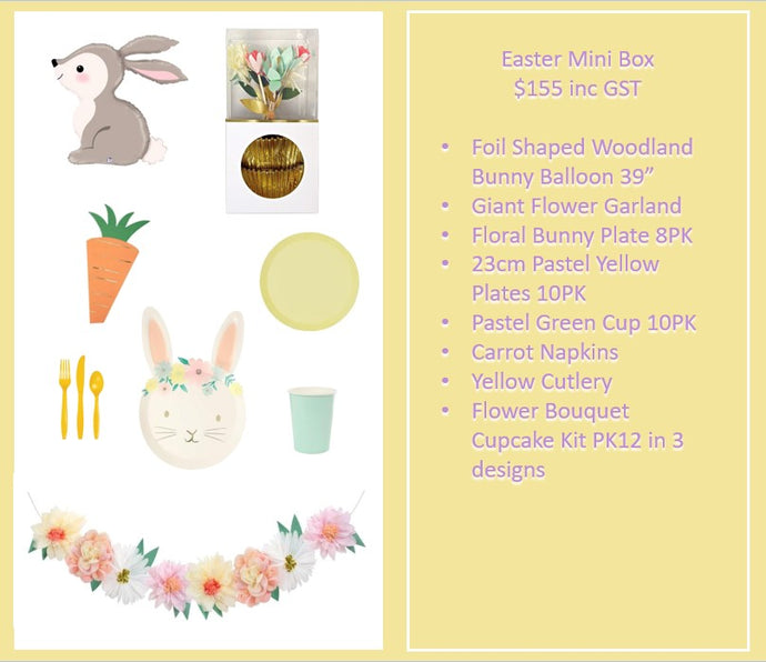 Easter Mini Box