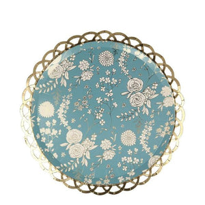 English Garden Lace Side Plates (PK8 in 4 designs)