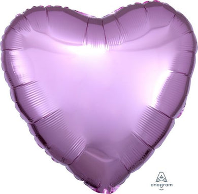 Anagram Foil Solid Colour Heart 45cm (18