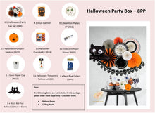 Load image into Gallery viewer, Halloween Party Box