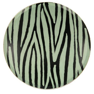 Safari Animal Print Dinner Plates (PK8 in 4 designs)