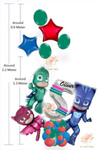 Load image into Gallery viewer, PJ Mask Balloon Bouquet