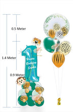 Load image into Gallery viewer, Jungle Balloon Bouquet