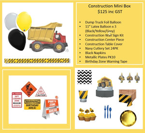 Construction Mini Box