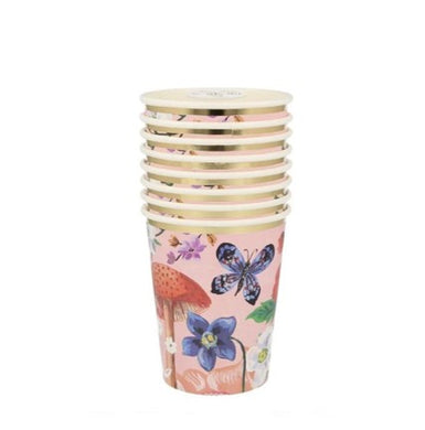 Nathalie Lete Floral Party Cups