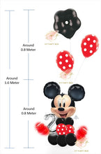 Load image into Gallery viewer, Mickey Mouse Balloon Bouquet