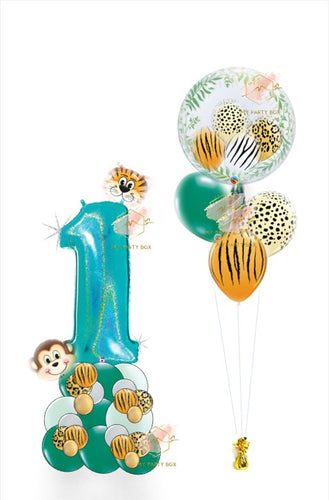 Jungle Balloon Bouquet