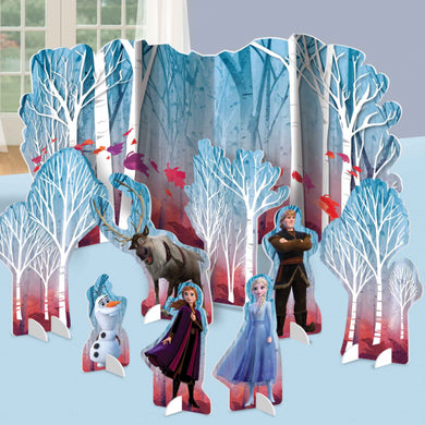 Frozen 2 Table Decorating Kit
