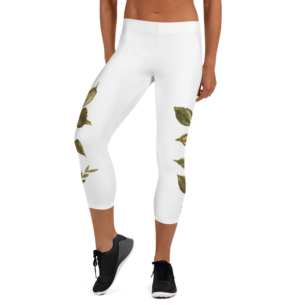 Aurora Capri Leggings