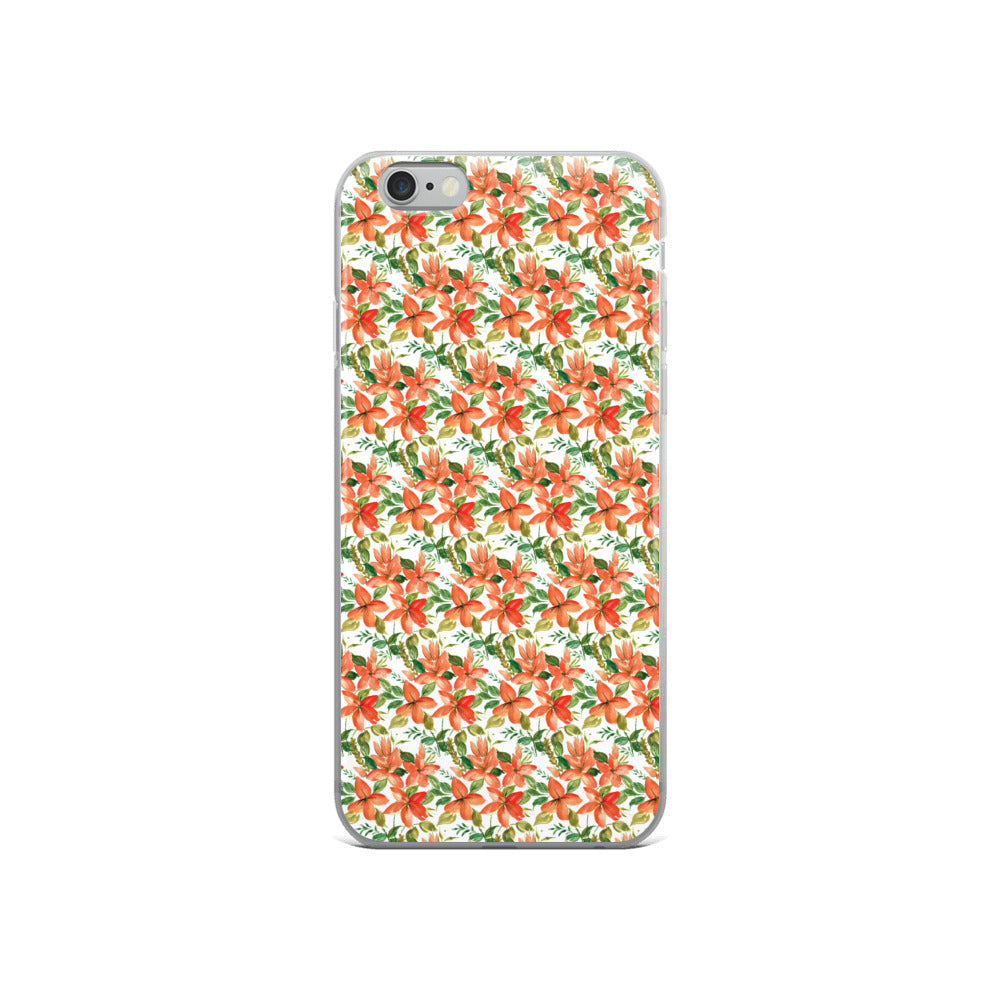 Serendipity Print iPhone Case