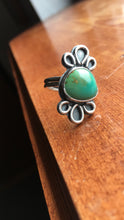 Load image into Gallery viewer, Royston turquoise loops ring