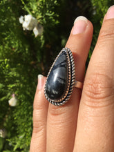Load image into Gallery viewer, Picasso jasper ring - size 5