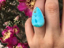 Load image into Gallery viewer, Baby blue Royston everyday ring - size 5.75