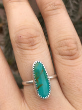 Load image into Gallery viewer, Royston turquoise everyday ring - size 9