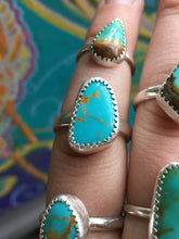 Load image into Gallery viewer, Royston turquoise everyday ring - size 5.5