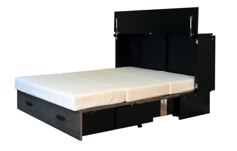 CabinetBed™ Metro - Deluxe Double Size - CompactSleepSolutions
