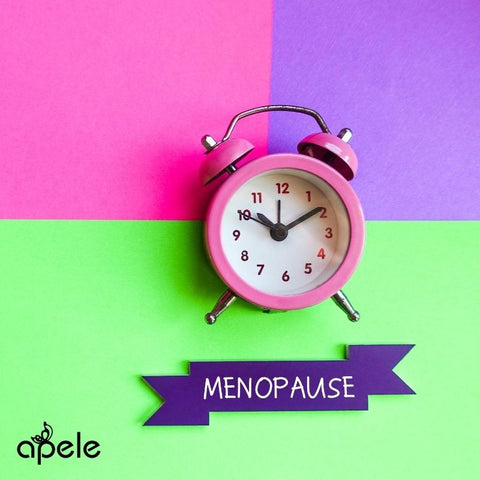 Many Symptoms of Menopause