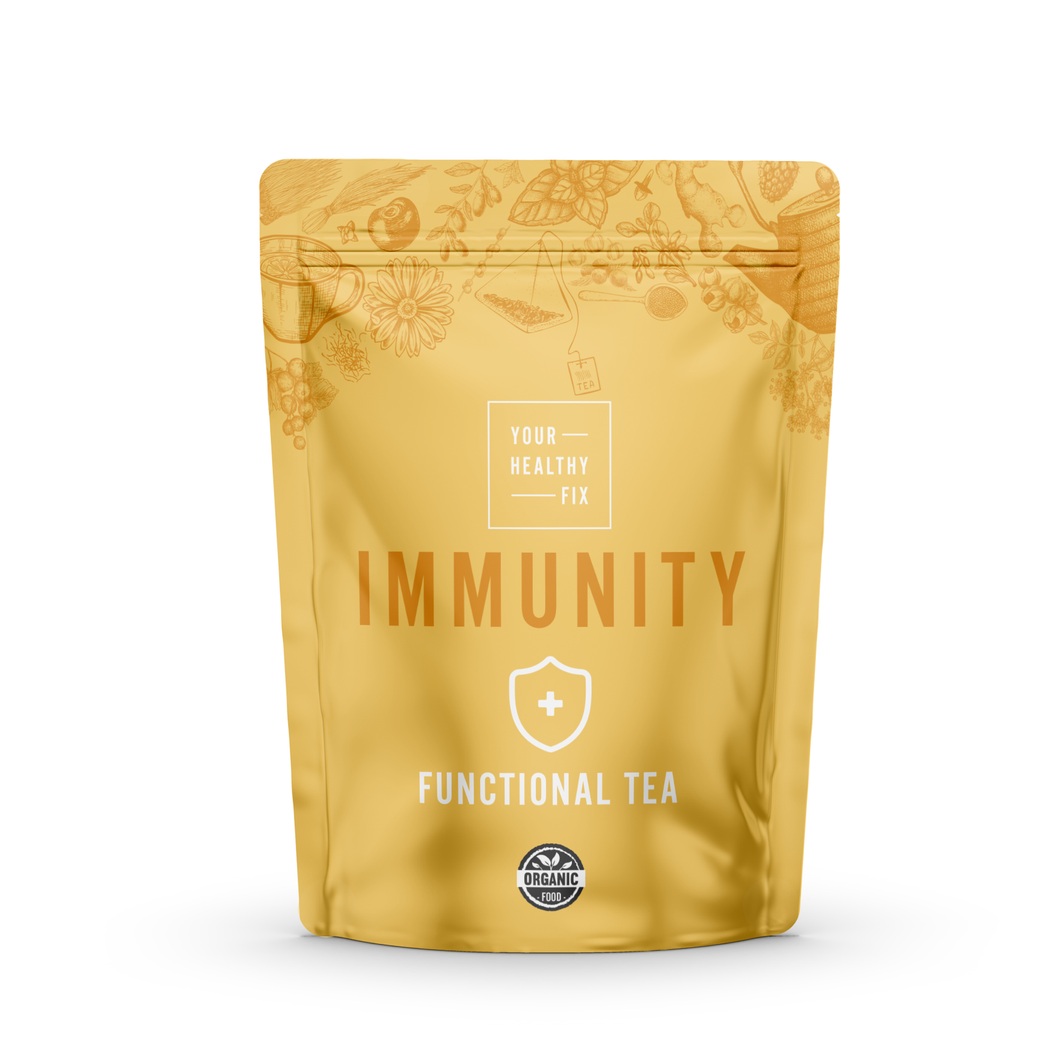 Functional immunity green tea