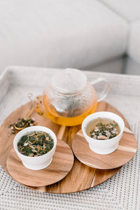 Functional digest green tea