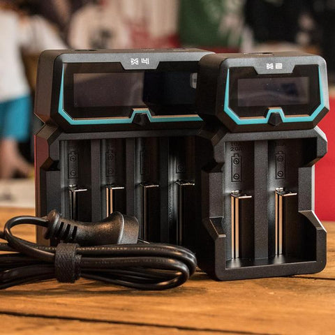 XTAR X Charger Series - X4 - 4Bay