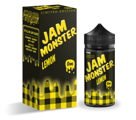 Jam Monster - Lemon