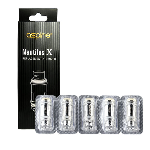 Nautilus X Replacement Coils 5pack
