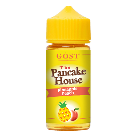 The Pancake House - Pineapple Peach