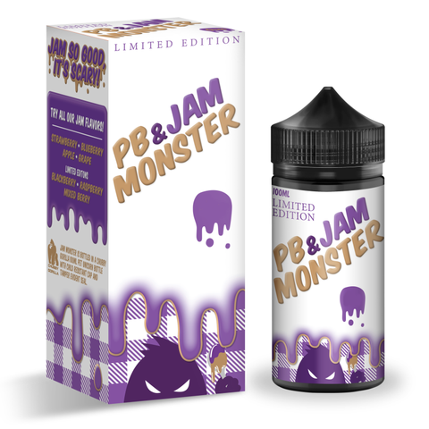 Jam Monster - Peanut Butter Grape