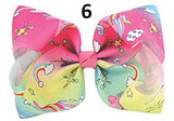 "8"" Oversize Unicorn Bow ~ Extra Large"