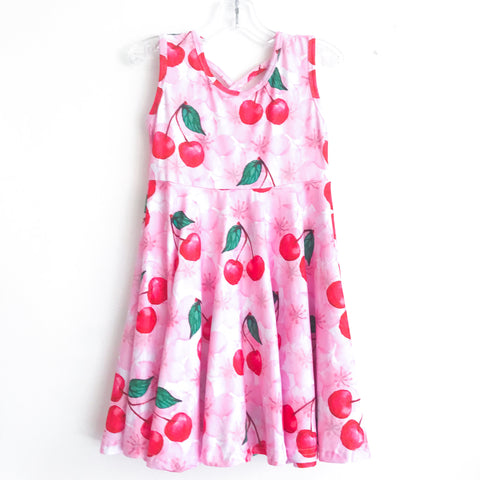 Cherry Twirl Dress