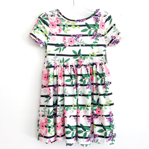 Garden Twirl Dress