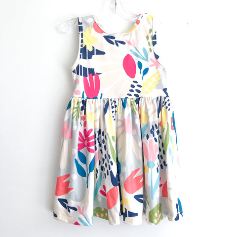 Flower Market Tank Dress