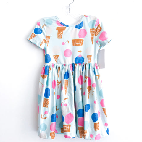 Ice Cream Twirl Dress