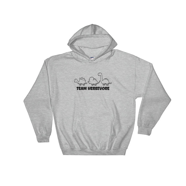 Team Herbivore - Vegan Hoodie for vegans out there! UltraVe provides premium vegan clothing that are cruelty-free, ethical and sustainable. 10% of our profits are donated to animal welfare charities. We have vegan hoodies, vegan tshirts, vegan sweatshirts. Go Veganism!!