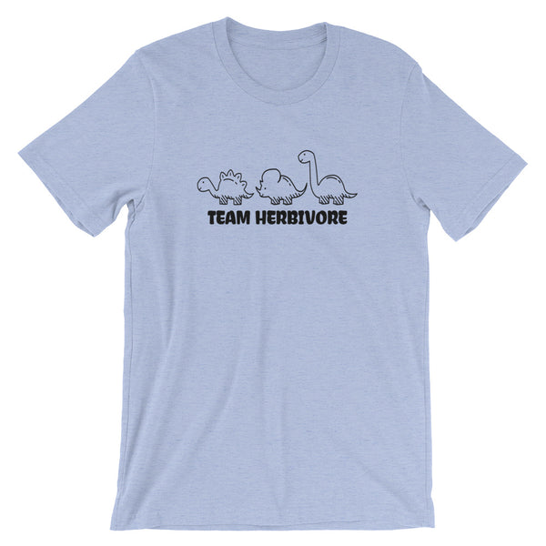 Team Herbivore - Vegan Tee for vegans out there! UltraVe provides premium vegan clothing that are cruelty-free, ethical and sustainable. 10% of our profits are donated to animal welfare charities. We have vegan hoodies, vegan tshirts, vegan sweatshirts. Go Veganism!!