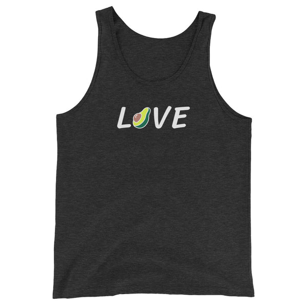 Love Avocado - Vegan Tank Top