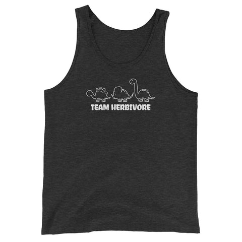 Team Herbivore - Vegan Tank Top for vegans out there! UltraVe provides premium vegan clothing that are cruelty-free, ethical and sustainable. 10% of our profits are donated to animal welfare charities. We have vegan hoodies, vegan tshirts, vegan sweatshirts. Go Veganism!!