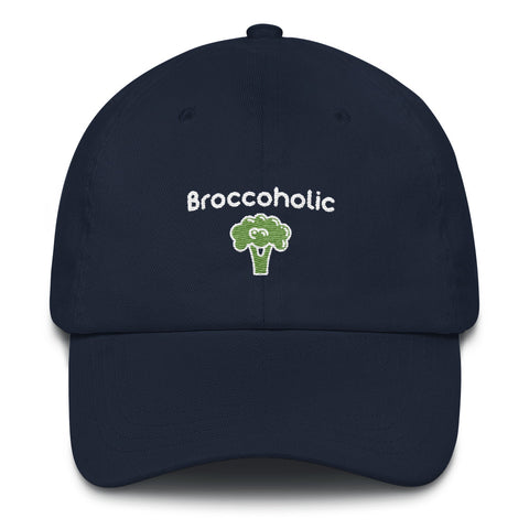 Broccoholic - Vegan Hat for vegans out there! UltraVe provides premium vegan clothing that are cruelty-free, ethical and sustainable. 10% of our profits are donated to animal welfare charities. We have vegan hoodies, vegan tshirts, vegan sweatshirts. Go Veganism!!