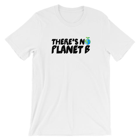 There's No Planet B - Vegan Tee for vegans out there! UltraVe provides premium vegan clothing that are cruelty-free, ethical and sustainable. 10% of our profits are donated to animal welfare charities. We have vegan hoodies, vegan tshirts, vegan sweatshirts. Go Veganism!!
