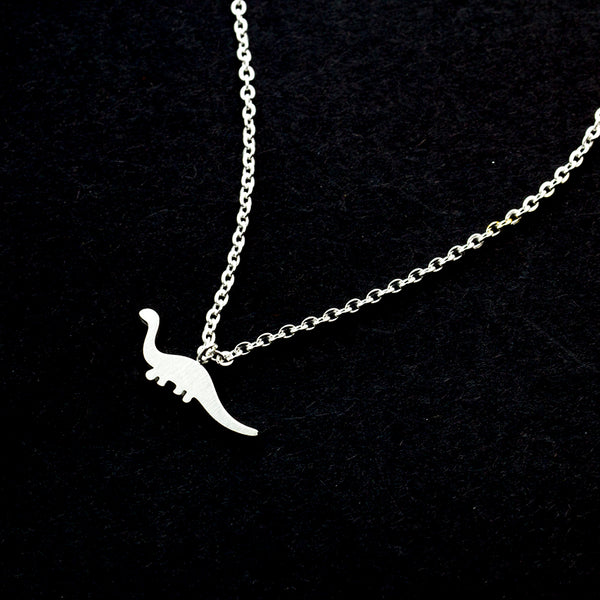 Dinosaur Pendant Necklace for vegans out there! UltraVe provides premium vegan clothing that are cruelty-free, ethical and sustainable. 10% of our profits are donated to animal welfare charities. We have vegan hoodies, vegan tshirts, vegan sweatshirts. Go Veganism!!