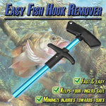 Quick & Easy Fishing Hook Remover Tool Extractor