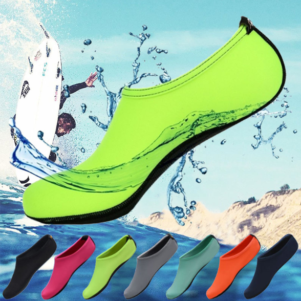 Anti-skid Quick-dry Water Shoes Slipper Barefoot Diving Socks