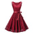 Burgundy V Neck Lace Homecoming Dresses,Short A Line Prom Dresses