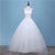 White Halter Lace Appliques Wedding Dresses,Sleeveless Bridal Dresses
