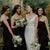 Black Strapless Sleeveless Backless Mermaid Bridesmaid Dresses - EVERISA