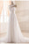 New White Sweetheart Sleeveless Chiffon Evening Dress Long Prom Dresses