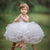 Sleeveless Applique Flower Girl Dresses Beaded Little Girl Dresses - EVERISA